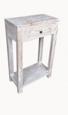 1-drawers-telephone-table-flush-top-white-wash3