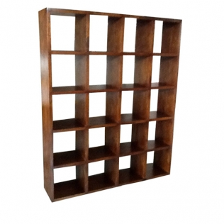 bookcase-bcds-02db-(double-length)---20-opening-spaces---bcds-02db-149x32x185---walnut