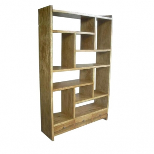 bookcase-divider-3-drawers-bc-04-120x35x190-natural