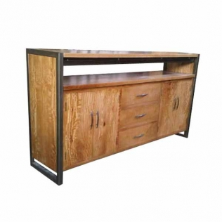 buffet-2-doors-3-drawers-iron-frame-188x45x100