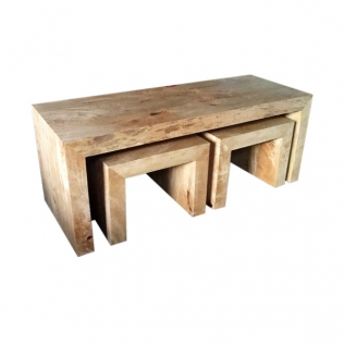 coffee-table-120x45x47-+-side-table-45x45x35-natural